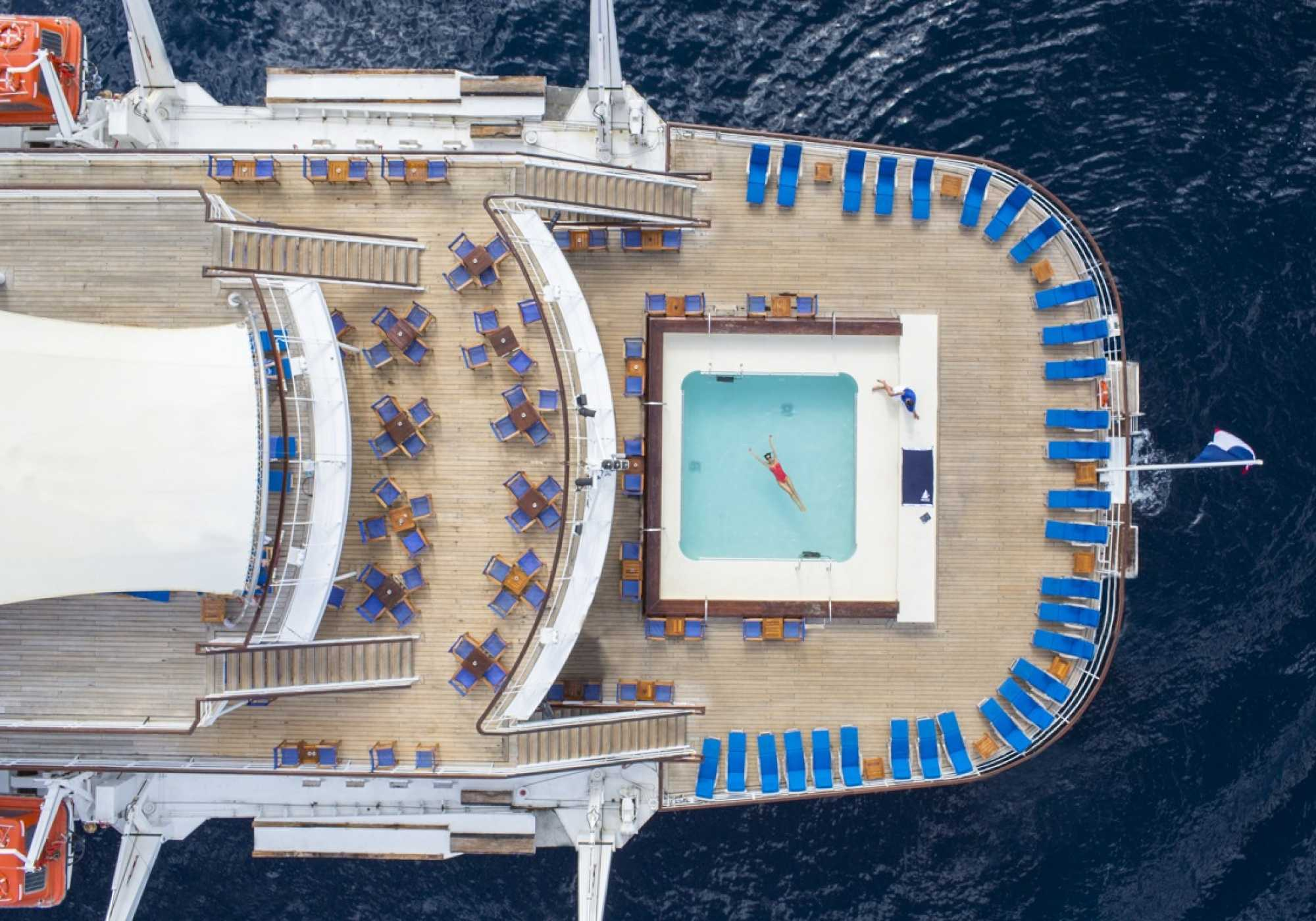 Club Med 2 Yacht