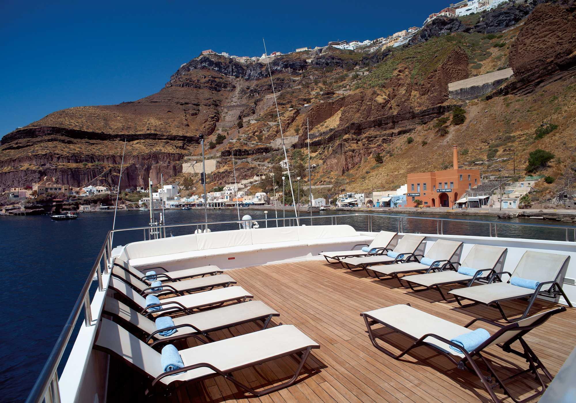 Harmony G Yacht